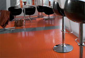 commercial rubber flooring pic2
